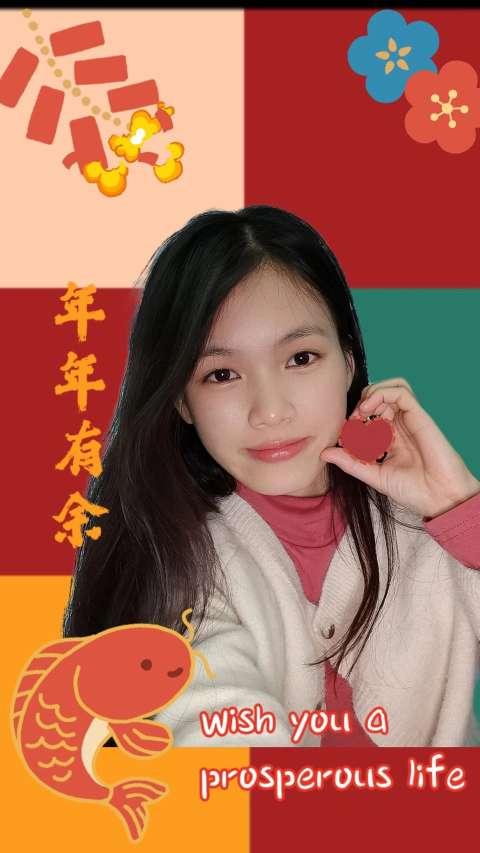 我爱黄舒欣
